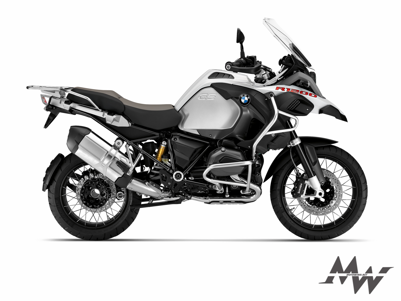 bmw r1200gs adventure 2018 motowind. Black Bedroom Furniture Sets. Home Design Ideas